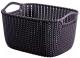 Корзина Curver Knit S 03674-X66-00 / 230119 (фиолетовый) -