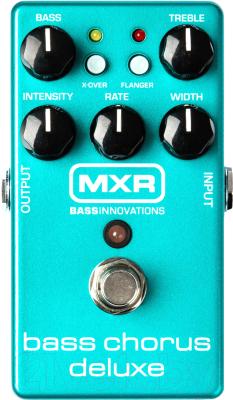 Педаль басовая MXR M83 Bass Chorus Deluxe