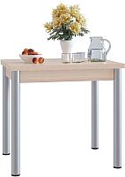 Обеденный стол Сокол-Мебель СО-1м (беленый дуб) -