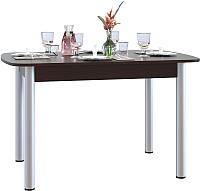 Обеденный стол Сокол-Мебель СО-3м (венге) -