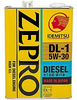 Моторное масло Idemitsu Zepro Diesel 5W30 DL-1 / 2156041 (4л) -