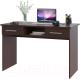 Письменный стол Сокол-Мебель КСТ-107.1 (венге) -