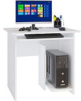 Компьютерный стол Сокол-Мебель КСТ-21.1 (белый) -