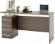 Письменный стол Сокол-Мебель КСТ-105.1 (венге) -