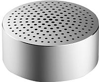 Портативная колонка Xiaomi MI Portable Bluetooth Speaker (серебристый) -