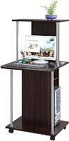 Компьютерный стол Сокол-Мебель КСТ-12 (венге) -
