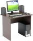 Письменный стол Сокол-Мебель СПМ-01.1 (венге) -