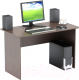 Письменный стол Сокол-Мебель СПМ-02.1 (венге) -