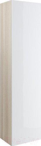 Купить Шкаф-пенал для ванной Cersanit, Smart P-SL-SMA/Wh, Россия