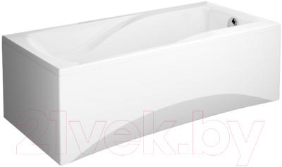 Ванна акриловая Cersanit Zen 170x85 / P-WP-ZEN170NL (без ножек)