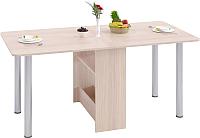 Стол-книга Сокол-Мебель СП-04м.1 (беленый дуб) -