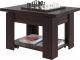 Журнальный столик Сокол-Мебель СЖ-1 (венге) -