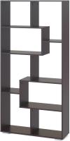 Стеллаж Сокол-Мебель СТ-4 (венге) -
