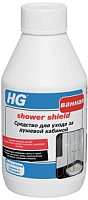 Чистящее средство для ванной комнаты HG Для ухода за душевой кабиной (250мл) -