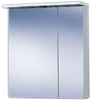 Шкаф с зеркалом для ванной Акваль Эмили 60 / AL.04.60.10.L -