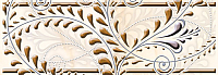 Бордюр Березакерамика Елена каприз оранжевая (200x70) -