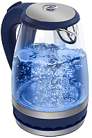Электрочайник Lumme LU-220 (синий сапфир) -