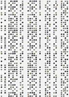 Декоративная плитка Березакерамика Капри Золотой дождь 2 белый (250x350) -