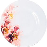 Тарелка столовая мелкая Pasabahce Уотер Лилии 1057656 -