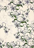 Декоративная плитка Березакерамика Азалия фисташковый (250x350) -