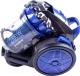 Пылесос Endever Skyclean VC-560 (черный/синий) -