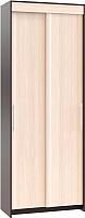 Шкаф Сокол-Мебель ШР-96.2 (венге/беленый дуб) -