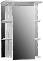 Шкаф с зеркалом для ванной Belux Сонет-Сити ВШ62 (левый) -
