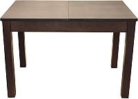 Обеденный стол Мебель-Класс Аквилон (темный дуб) -