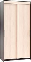 Шкаф Сокол-Мебель ШР-124.2 (венге/беленый дуб) -