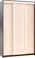 Шкаф Сокол-Мебель ШР-156.2 (венге/беленый дуб) -