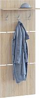 Вешалка для одежды Сокол-Мебель ВШ-5.1 (дуб сонома) -
