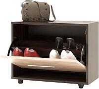 Тумба для обуви Сокол-Мебель ТП-1 (венге/беленый дуб) -