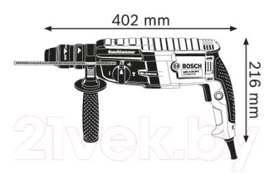 Профессиональный перфоратор Bosch GBH 2-28 (0.611.267.500)