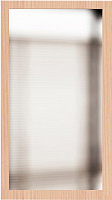 Зеркало интерьерное Сокол-Мебель ПЗ-3 (беленый дуб) -