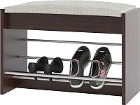 Тумба для обуви Сокол-Мебель ТП-5 (венге) -