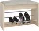 Тумба для обуви Сокол-Мебель ТП-5 (дуб сонома) -