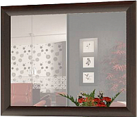 Зеркало Сокол-Мебель ПЗ-2 (венге) -