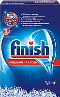 Соль для посудомоечных машин Finish Специальная соль (1.2кг) -