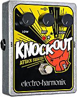 Педаль электрогитарная Electro-Harmonix KnockOut -
