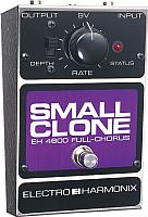 Педаль электрогитарная Electro-Harmonix Small Clone -