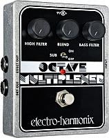 Педаль электрогитарная Electro-Harmonix Octave Multiplexer -
