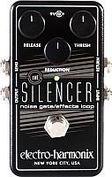 Педаль электрогитарная Electro-Harmonix Silencer Noise Gate -