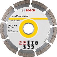 Отрезной диск алмазный Bosch Eco Universal 2.608.615.028 -