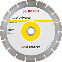 Отрезной диск алмазный Bosch Eco Universal 2.608.615.031 -