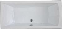 Ванна акриловая BAS Индика 170x80 -