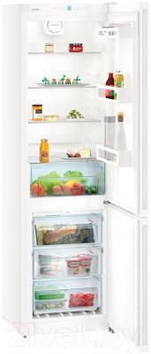 Холодильник с морозильником Liebherr CNP 4813