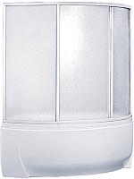 Пластиковая шторка для ванны BAS Фэнтази 145 -