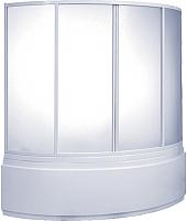 Стеклянная шторка для ванны BAS Сагра 145 -
