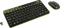 Клавиатура+мышь Logitech MK240 / 920-008213 -