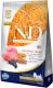 Корм для собак Farmina N&D Low Grain Lamb & Blueberry Adult Mini (2.5кг) -